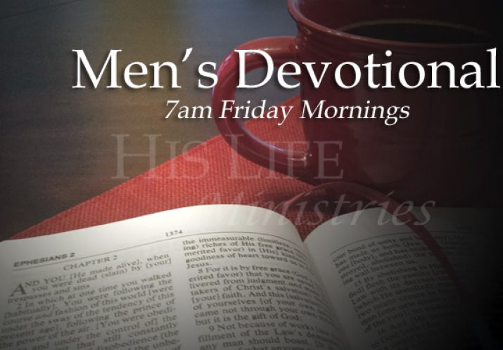 Men's Devotional