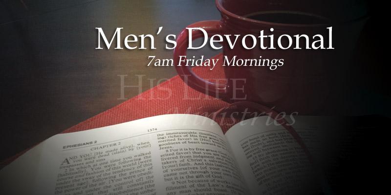 Men's Devotional